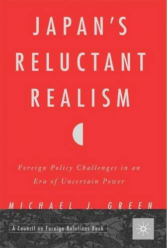9780312238940: Japan's Reluctant Realism: Foreign Policy Challenges in an Era of Uncertain Power