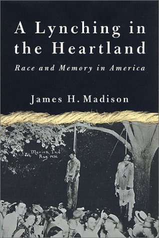 9780312239022: A Lynching in the Heartland: Race and Memory in America