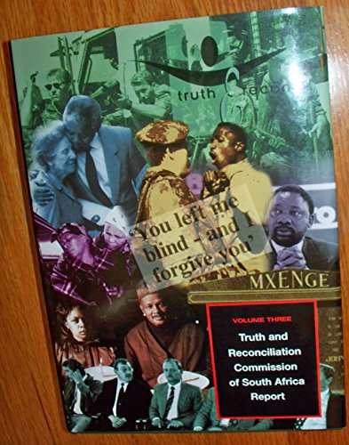 9780312239657: Truth and Reconciliation Commission of South Africa Report, Volume 3