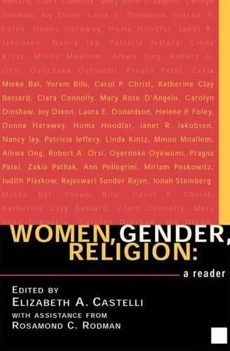 9780312240042: Women, Gender, Religion: A Reader