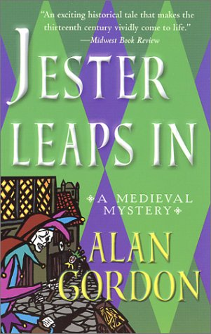 9780312241179: Jester Leaps In: A Medieval Mystery (Fools' Guild Mysteries)