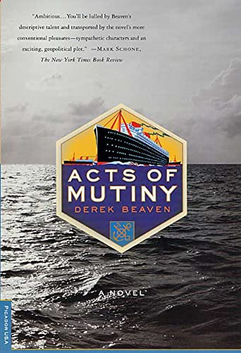 9780312241216: Acts of Mutiny