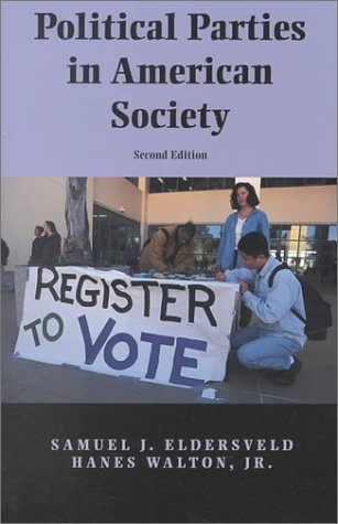 9780312241643: Political Parties in American Society
