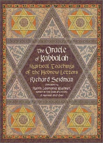 9780312241735: The Oracle of Kabbalah: Mystical Teachings of the Hebrew Letters