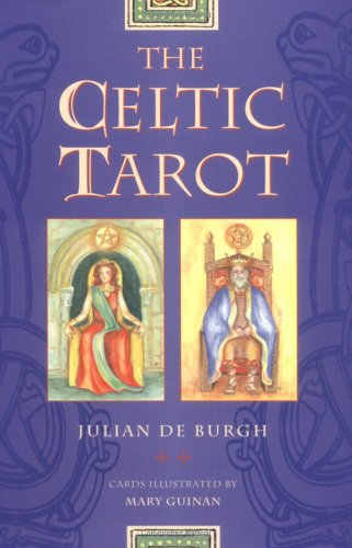 The Celtic Tarot: Julian De Burgh; Mary Guinan