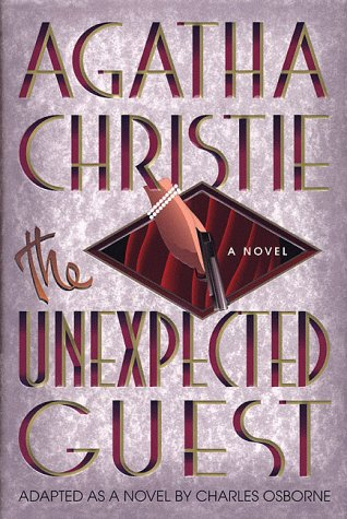 9780312242626: The Unexpected Guest: A Mystery