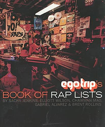 Ego Trip's Book of Rap Lists: Jenkins, Sacha; Wilson,