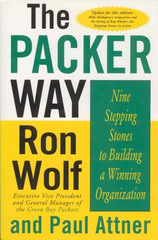 9780312243203: The Packer Way: Nine Stepping Stones to Building a Winning Organization
