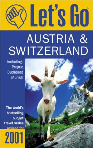 Let's Go 2001 Austria & Switzerland (Let's: Emily Griffin, Glenn