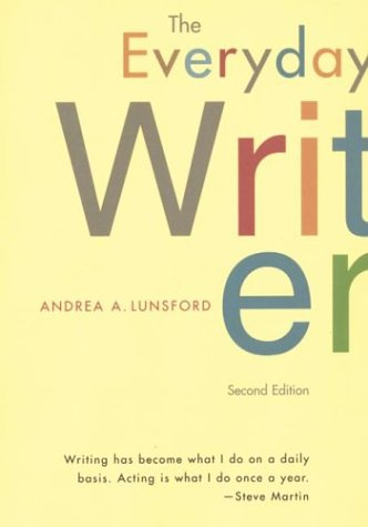 Everyday Writer: Andrea A. Lunsford,