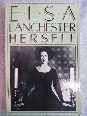 9780312243777: Elsa Lanchester, Herself
