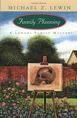 Family Planning: A Lunghi Family Mystery: Lewin, Michael Z.