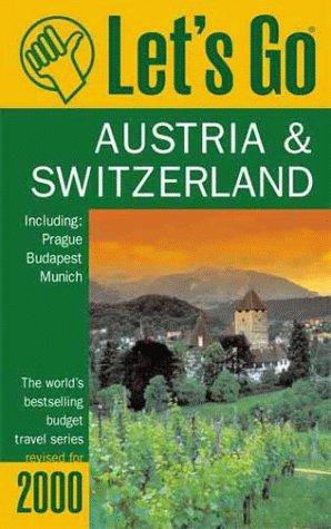 9780312244514: Let's Go 2000: Austria & Switzerland: The World's Bestselling Budget Travel Series (Let's Go. Austria and Switzerland, 2000)