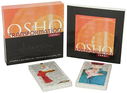 The Osho Transformation Tarot: Insights and Parables for Renewal in Everyday Life (0312245300) by Osho