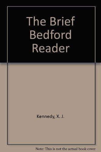 9780312247874: The Brief Bedford Reader