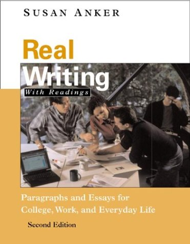 real essays with readings