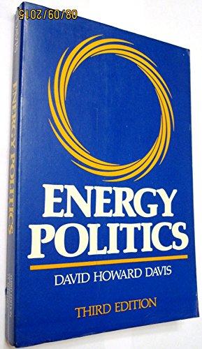 9780312252052: Energy Politics