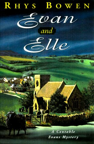 EVAN & ELLE: A Constable Evans Mystery (SIGNED COPY)