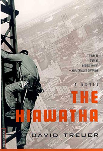 9780312252724: The Hiawatha: A Novel