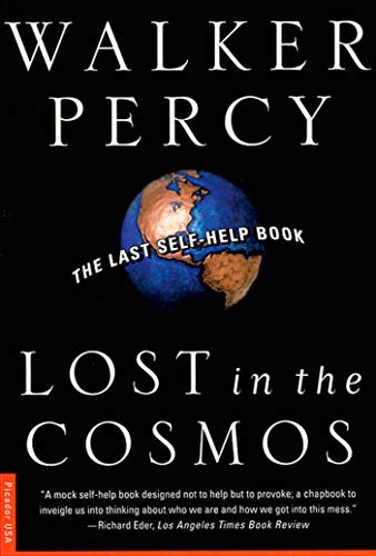 9780312253998: Lost in the Cosmos: The Last Self-Help Book