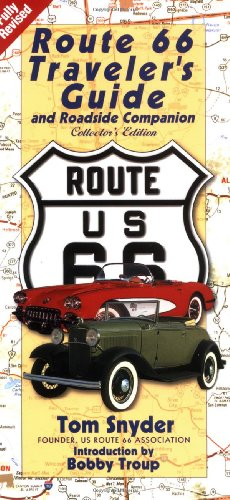 9780312254179: Route 66: Traveler's Guide and Roadside Companion