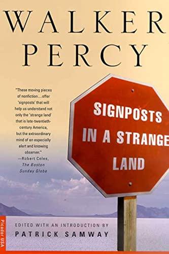9780312254193: Signposts in a Strange Land: Essays