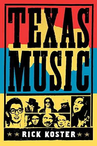 9780312254254: Texas Music