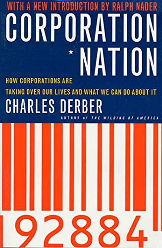 9780312254612: Corporation Nation: How Corporations Are Taking over Our Lives and What We Can Do About It