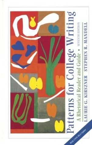 9780312255817: Patterns for College Writing: A Rhetorical Reader, Seventh Edition and Guide