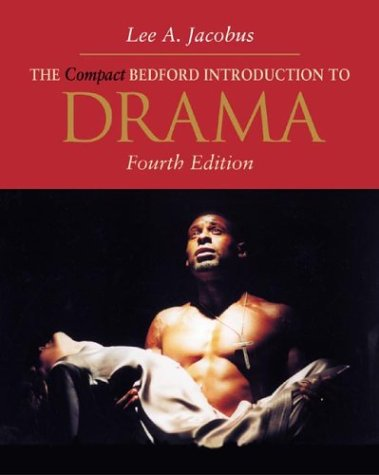 9780312255954: The Compact Bedford Introduction to Drama
