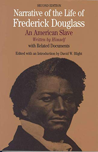 9780312257378: Narrative of the Life of Frederick Douglass: An American Slave, Written by Himself (The Bedford Series in History and Culture)