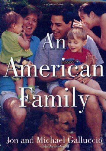 An American Family: Galluccio, Jon and Michael, with David Groff