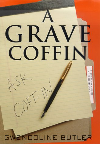 A Grave Coffin: A Commander John Coffin Mystery (0312261675) by Butler, Gwendoline