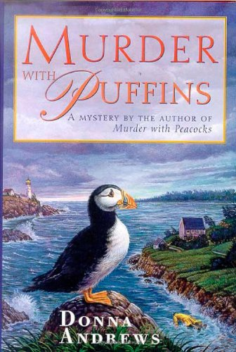 Murder With Puffins ***SIGNED***: Donna Andrews