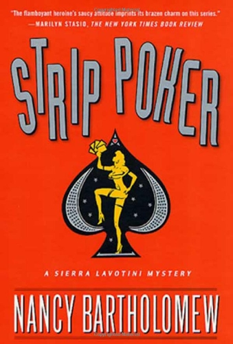 9780312262594: Strip Poker (Sierra Lavotini Mysteries)