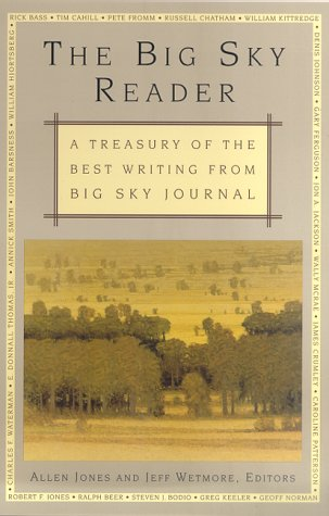 9780312262938: The Big Sky Reader: A Treasury of the Best Writing from Big Sky Journal