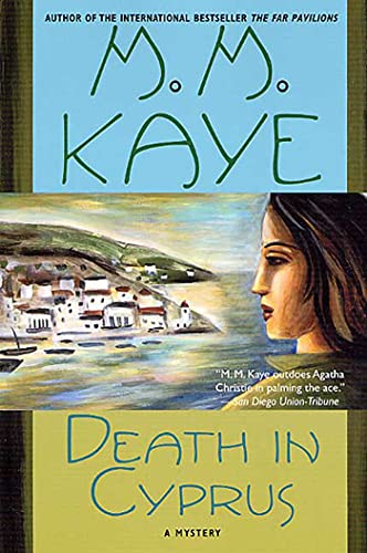 9780312263096: Death in Cyprus: A Mystery