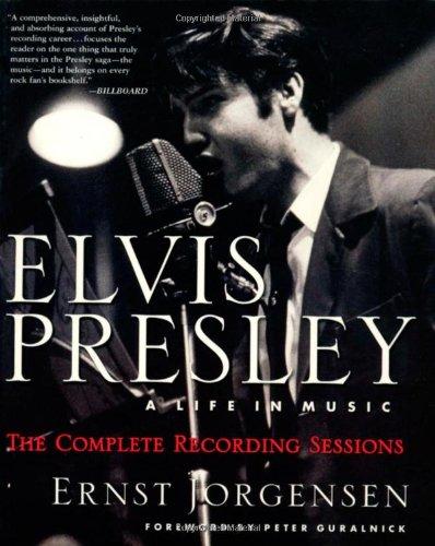 9780312263157: Elvis Presley: A Life in Music