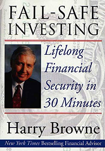 9780312263218: Fail-Safe Investing: Lifelong Financial Security in 30 Minutes