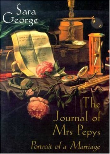 9780312263478: The Journal of Mrs. Pepys: Portrait of a Marriage