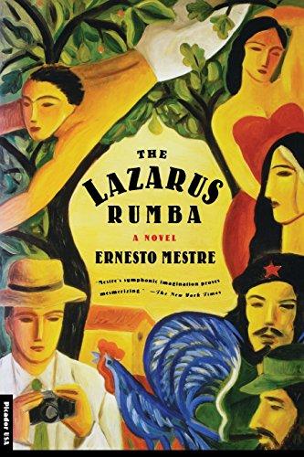 9780312263522: The Lazarus Rumba: A Novel