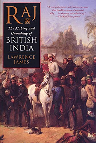 9780312263829: Raj: The Making and Unmaking of British India