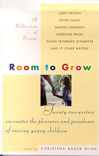 9780312263843: Room to Grow