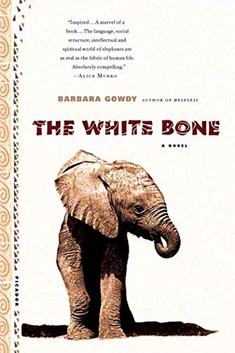 9780312264123: The White Bone: A Novel