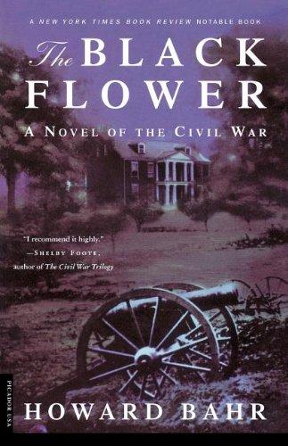 9780312265076: The Black Flower: A Novel of the Civil War