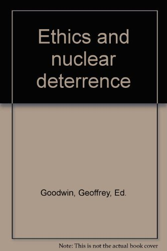 9780312265557: Ethics and nuclear deterrence