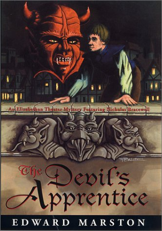 The Devil's Apprentice ***SIGNED***: Edward Marston