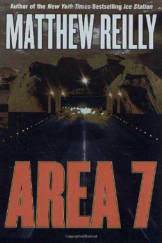 Area 7: Matthew Reilly
