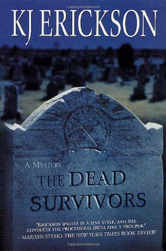 9780312266998: The Dead Survivors: A Mars Bahr Mystery
