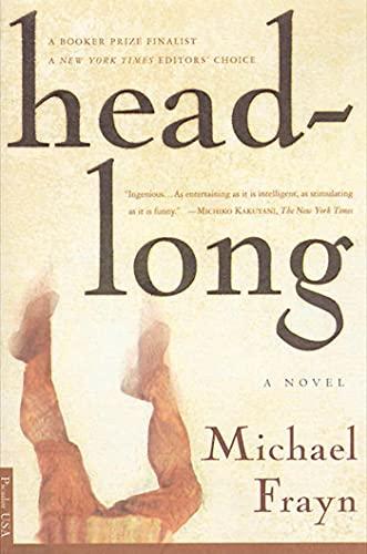 9780312267469: Headlong: A Novel (Bestselling Backlist)